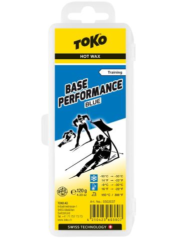 Toko Base Performance blue 120g Wachs