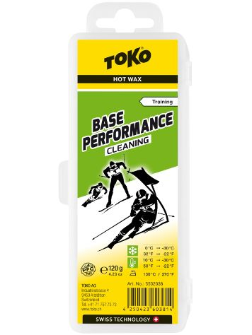 Toko Base Performance cleaning 120g Wax