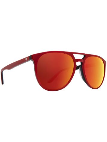 Spy Syndicate Synciate Red Black Sonnenbrille