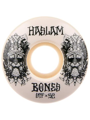 Bones Wheels STF Haslam Ragnar 83B V3 54 Wheels