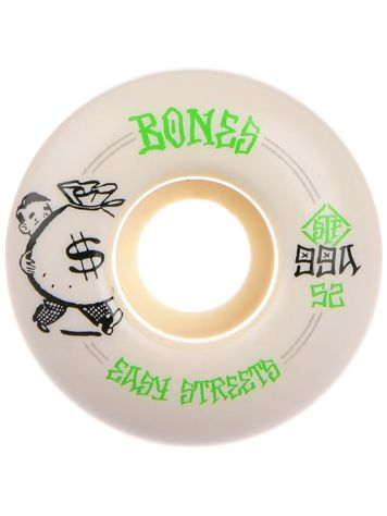 Bones Wheels STF Easy Money 99A V1 53mm Wheels