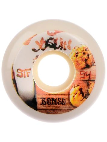 Bones Wheels STF Joslin Cookies 83B V5 54mm Wheels
