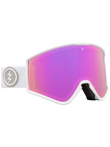Electric Kleveland Plus Gloss White Goggle