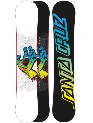 Santa Cruz Snowboards Progression Hand 160 2020