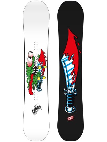 Santa Cruz Snowboards Slasher 125 2020
