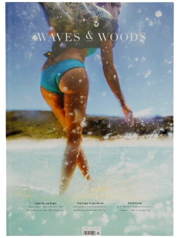 Waves and Woods Volume #11 Magazine