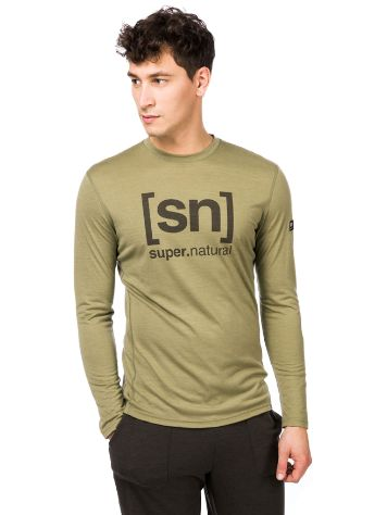 super.natural Essential I.D. Long Sleeve T-Shirt