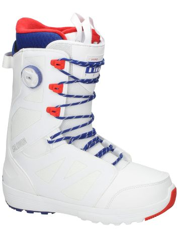 Salomon Launch Lace Boa SJ Team 2020 Boots de Snowboard
