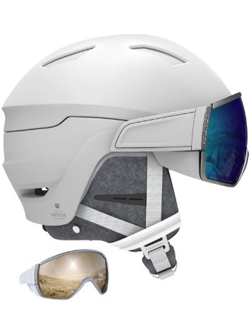 Salomon Mirage+ Visor Helm