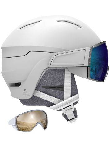 Salomon Mirage Visor Helmet