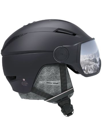 Salomon Icon2 Visor Helm