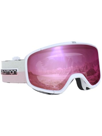 Salomon Four Seven Sigma White Goggle