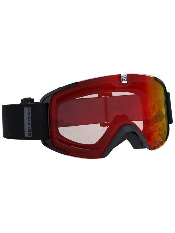 Salomon Xview Black Gafas de Ventisca