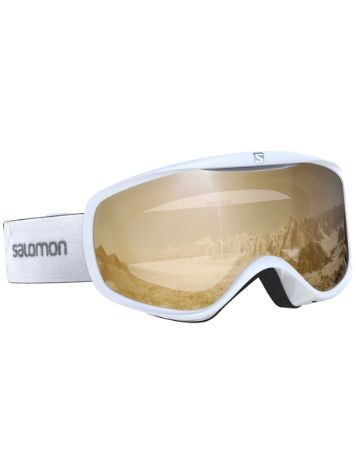 Salomon Sense Access White Goggle