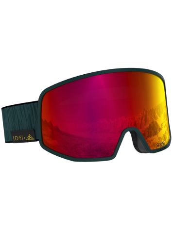 Salomon Lo Fi Sigma Green Gables Goggle