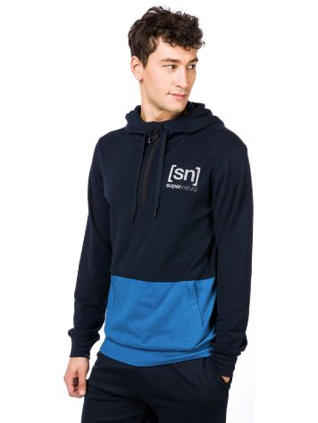 super.natural Movement Half Zip Hoodie