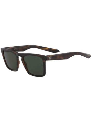 Dragon Drac Matte Tortoise With Purple Sonnenbrille