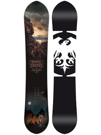 Never Summer West Bound DF 160 2020 Snowboard