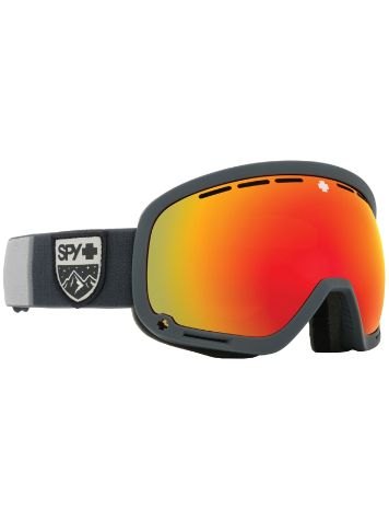 Spy Marshall Colorblock Gray Goggle