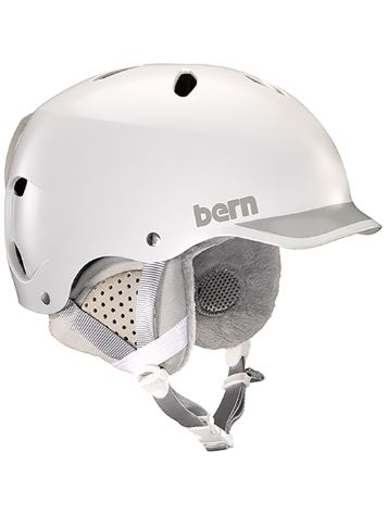 Bern Lenox Thinshell with Boa Casque