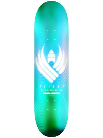 Powell Peralta Flight Shape 243 8.25 Glow Skate Deck Skate