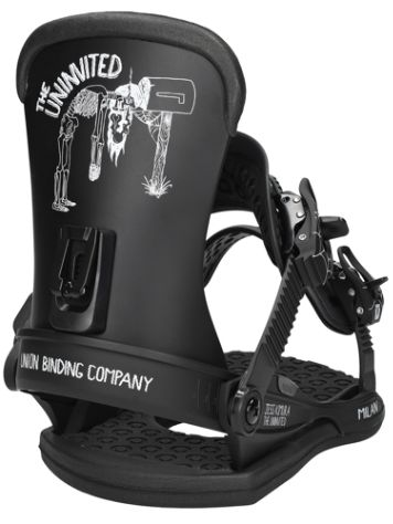 Union The Uninvited Snowboard Bindings