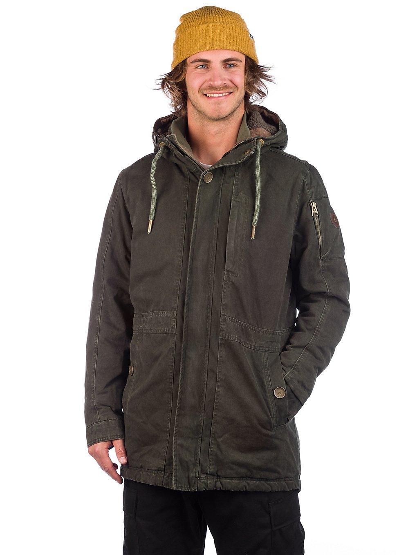 ragwear Learance Jacket dark green