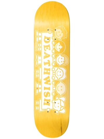 Deathwish For The Children 7.875'' Skateboard Deck
