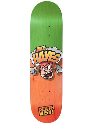Deathwish Hayes Hot Head 8.0'' Skateboard Deck