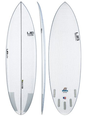 Lib Tech Nude Bowl 6'3 Tabla de Surf