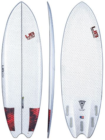 Lib Tech Funnelator 5'10