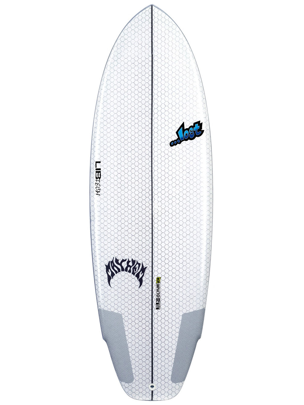 X Lost Puddle Jumper 5'9 Surfboard