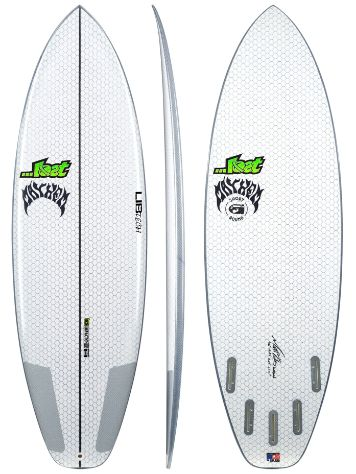 Lib Tech X Lost Short Round 5'6 Surfboard