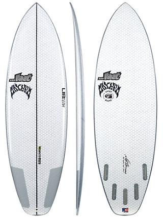 X Lost Short Round 6'0 Surfboard