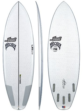 Lib Tech X Lost Short Round 6'0 Tabla de Surf