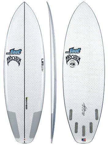Lib Tech X Lost Short Round 6'2 Surfboard