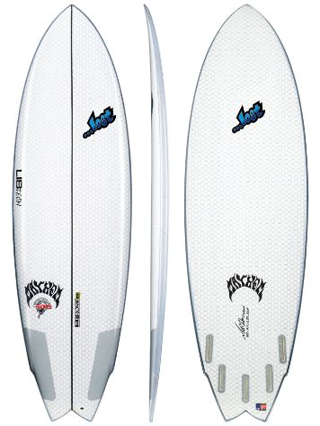 Lib Tech X Lost Round Nose Fish 5'4 Surfboard