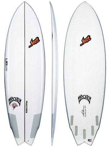 Lib Tech X Lost Round Nose Fish 5'6 Surfboard