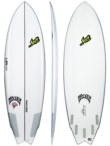 Lib Tech X Lost Round Nose Fish 5'8 Surfboard