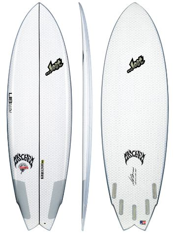 Lib Tech X Lost Round Nose Fish 6'2 Surfboard