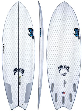 Lib Tech X Lost Puddle Fish 5'4 Tabla de Surf