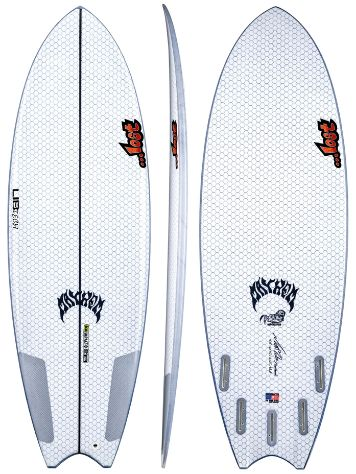 Lib Tech X Lost Puddle Fish 5'10 Tabla de Surf
