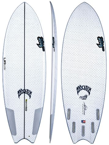 Lib Tech X Lost Puddle Fish 6'0 Surfboard