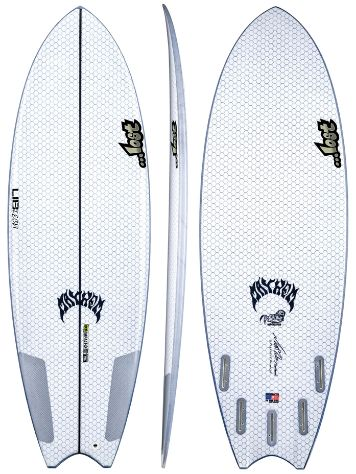 Lib Tech X Lost Puddle Fish 6'2 Surfboard