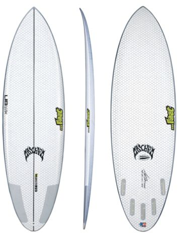 Lib Tech X Lost Quiver Killer 5.10