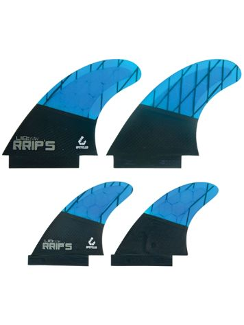 Lib Tech Quad Fin Set