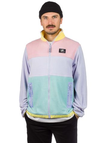 Teddy Fresh Pastel Polar Fleece Jacket