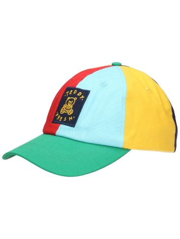 Teddy Fresh Colorblock Dad Kapa s Šiltom