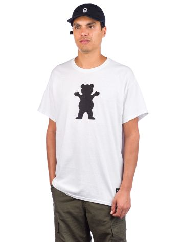 Grizzly OG Bear T-Shirt T-Shirt