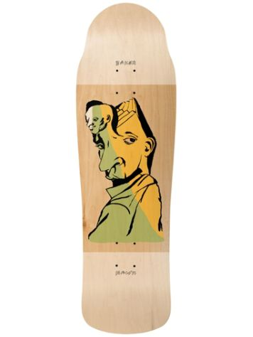 "Baker Riley Hawk Mind Bends 9.5"" Skate Deck"